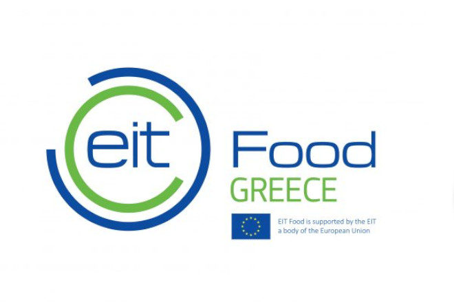 Finalist in EIT Food Greece 2018