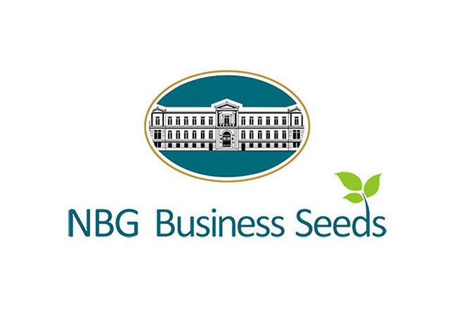 Finalist in NBG Business Seeds 2019